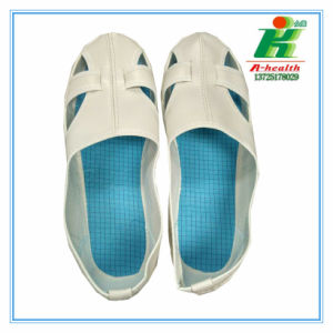 Antistatic 4-Eyes Work Shoe in Cleanroom pictures & photos