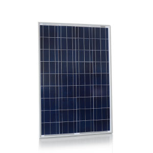 100W Polycrystalline Solar Panel with Good Quality pictures & photos