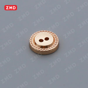 Alloy Button Fashion Accessories Garmetal Button pictures & photos