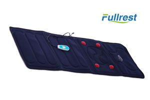 Electric Infrared Heating Body Vibration Massage Cushion pictures & photos