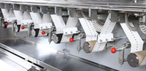 High Speed Automatic Feeding Flow Wrap Machine with Ce Certificate (JY-L1000) pictures & photos