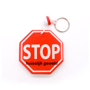 Promotion Gift Silicone Rubber Key Chain pictures & photos
