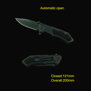 Automatic Open Knife (#3345AT) pictures & photos