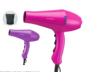 2017 Professional AC Hair Dryer with Light pictures & photos