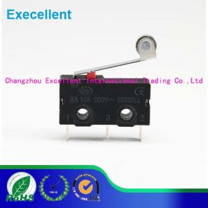Micro Switch for Joystick, Microswitch Push Button