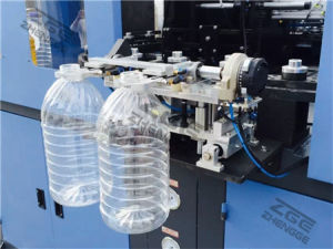 5L Plastic Pet Water Bottle Blow Molding Stretch Making Machine pictures & photos