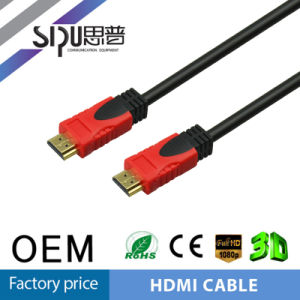 Sipu 1.4V Nylon Shield High Speed HDMI Cable Computer Cables pictures & photos