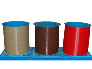 Nylon Coated Double Loop Loose-Leaf Binding Wire pictures & photos