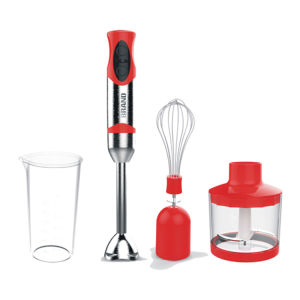 400watt Powerful 3-in-1 Blending, Juicing, Mixing Whisking Hand Blender pictures & photos