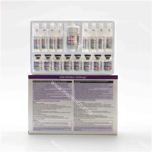Glutathione for Injection Capsule Whitening Skin Care pictures & photos