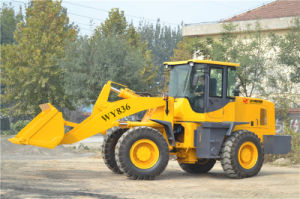 Wy836 3ton Wheel Loader with Deutz Engine pictures & photos