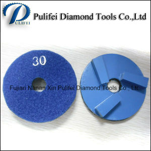 Flexible Pad Diamond Metal Segment Grinding Pad for Concrete Floor Grinding Machine pictures & photos
