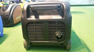 Portable 3kw 4kVA Mini AC Inverter Petrol Generator pictures & photos