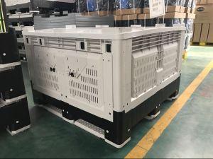 Factory Wholesale Transparent Plastic Folding Box pictures & photos
