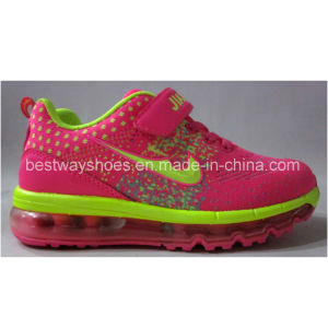 Children Shoes Mesh Upper Shoes pictures & photos
