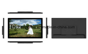 Customized 27inch LED HD Display Vesa Wall-Mounted Advertising Machine (HB-DPF2701) pictures & photos