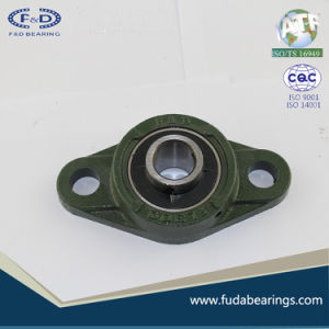 UCFL208 Chrome Steel Grey Cast Iron Housing Pillow Block Bearing for Agricultural Machinery pictures & photos