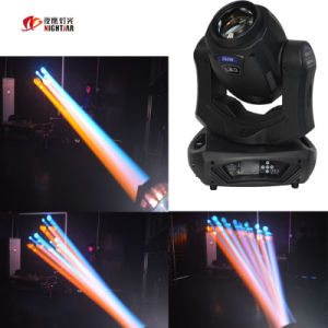 150W 200W LED Beam Moving Head Stage Light Beam Spot Gobo Three in One pictures & photos