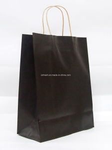 Coated Paper Shopping Bag Manufacturer in Shanghai China pictures & photos