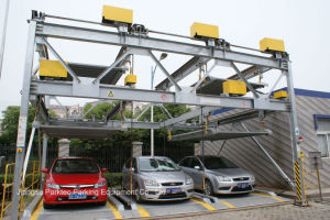 Mini Parking Lift pictures & photos