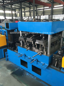 C Purlin Build Material Roll Forming Machine pictures & photos