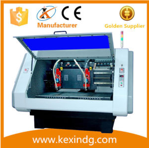 PCB CNC Double Spindle Full Auto Drilling Routing Machine for PCB Metal Board pictures & photos
