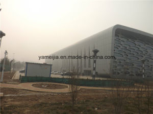 Light Weight Easy Installation Aluminum Honeycomb Panels Curtain Walls pictures & photos