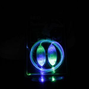 Wholesale Light up Shoelaces Plastic LED Shoelaces pictures & photos