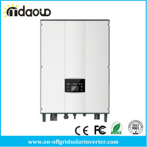 4000W/5000W/6000W/8000W/10000W Three Phase Grid Tie Solar Inverter pictures & photos