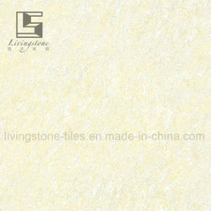 Yellow Crystal Double Loading Polished Porcelain Tile pictures & photos