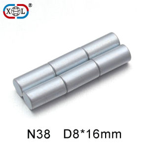 Steady Magnetic Power Quality Neodymium Bar Magnet N38 pictures & photos
