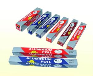 Aluminium Household Foil for Food Use pictures & photos