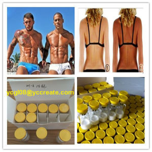 Pharmaceutical Polypeptide Melanotan II / MT-2 CAS 121062-08-6 for Skin Tanning pictures & photos
