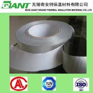 Kitchen Range Fireproof Aluminum Foil Fiberglass Cloth Tape pictures & photos