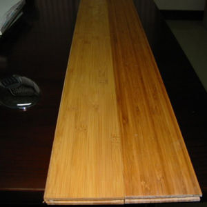 Hand Scraped Engineered Bamboo Floor pictures & photos