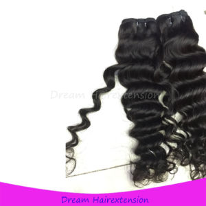 Cuticle Intact Deep Wave Unprocessed Cheap Brazilian Virgin Hair pictures & photos