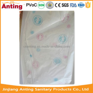 Breathable PE Film with Printing Raw Material for Baby Diaper Backsheet pictures & photos