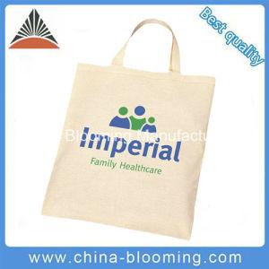 Cheap Reusable Promotional Handle Carrrier Canvas Shopping Bag pictures & photos