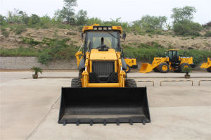 Muti-Function Backhoe Loader 30-25 Construction Machine pictures & photos