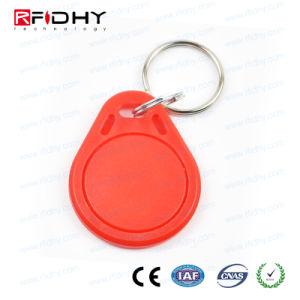 ABS 13.56MHz MIFARE Classic 1k RFID Keyfob pictures & photos