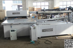 Tmp-2622 Large 4-Pillar Automatic Screen Printer with Robot pictures & photos