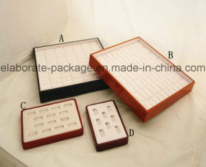 Wholesale Popular Wooden Display Tray Handmade Jewelry Tray pictures & photos