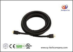 Cl3 Rated (In-Wall Installation) HDMI Cable with 15 Feet pictures & photos