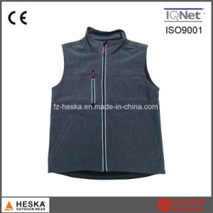 Cheap Sleeveless Multi Pocket Bodywarmer Mens Outdoor Softshell Waistcoat pictures & photos