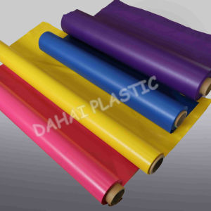 0.25mm Color PVC Film for Inflatable Toys pictures & photos