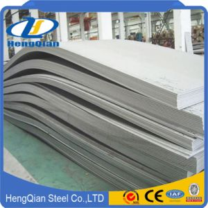 AISI 201 304 316 310S 430 409 Different Thickness Stainless Steel Sheet for Construction pictures & photos