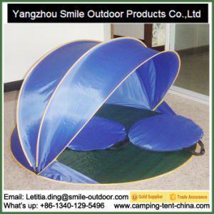 Custom Sun Shelter Pop up Foldable Quick Beach Tent pictures & photos