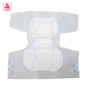 Top Quality White Baby Diaper Disposable Baby Nappies OEM pictures & photos