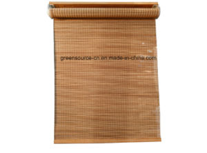 Cordless Curtains in Bamboo Material pictures & photos