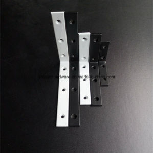 3.5mm Thickness Upright Shelf Metal Bracket